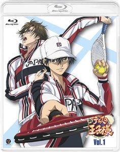 《新网球王子》BD和DVD同捆OVA发售