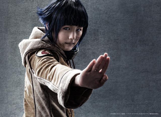 并由佐藤佑吾饰演,他曾在舞台剧《网球王子》第三季中饰演木更津淳,并