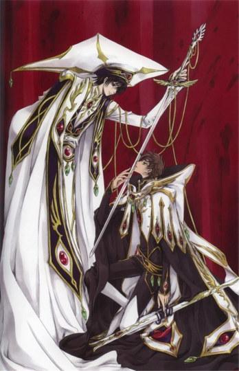 剑与盾的浪漫!盘点动漫中的王与骑士