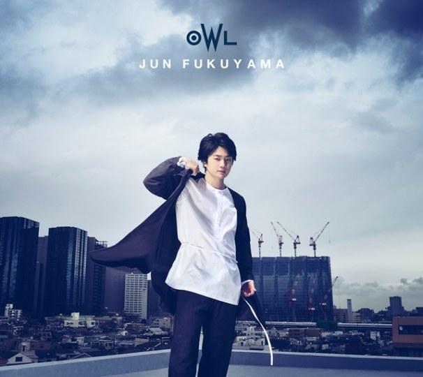 说唱很过瘾!福山润新专辑《OWL》封面及主打歌MV公开