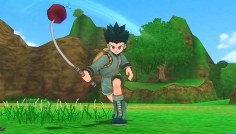 PSP《全职猎人:奇迹冒险》9月售
