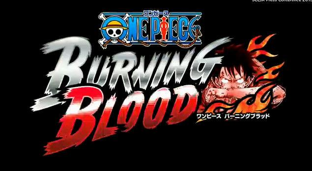PS4 航海王BURNING BLOOD 宣传PV