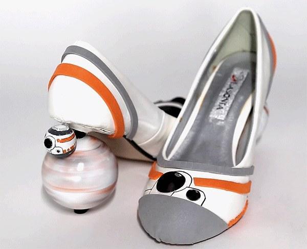 diy手绘鞋子图片素材