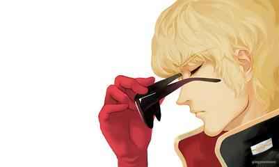 金发王子夏亚专属笔记本 你值得拥有!