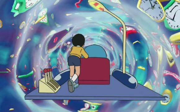 话题:《哆啦A梦》里有哪些BUG