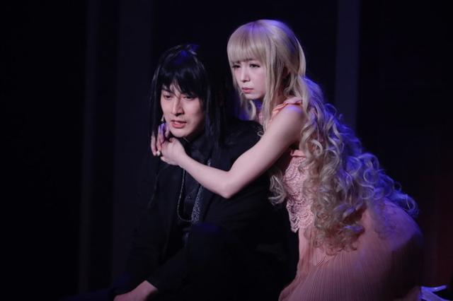 《黑蔷薇爱丽丝》舞台剧开幕 出场角色美爆了