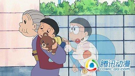 """哆啦A梦""""奶奶的回忆""""重制播映"""
