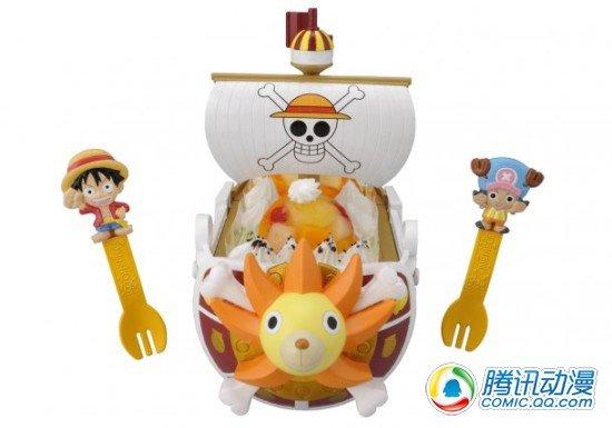 《海贼王》万里阳光号蛋糕船将发售