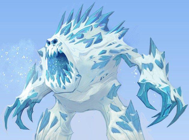 《冰雪奇缘》2d手绘图美的不像话!
