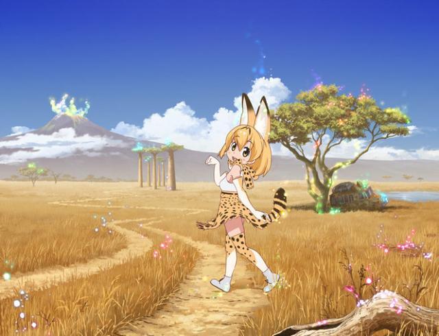 啪野兽幼女乃大自然法则!吉崎观音人设动画1月开播