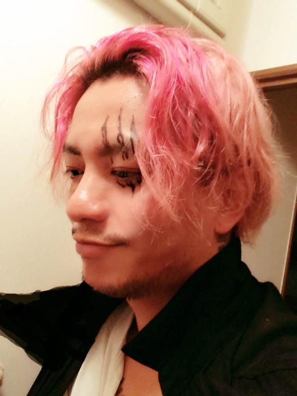 香克斯/前偶像组合KAT/TUN成员田中圣昨天(9月1日)在推特上公布了一...