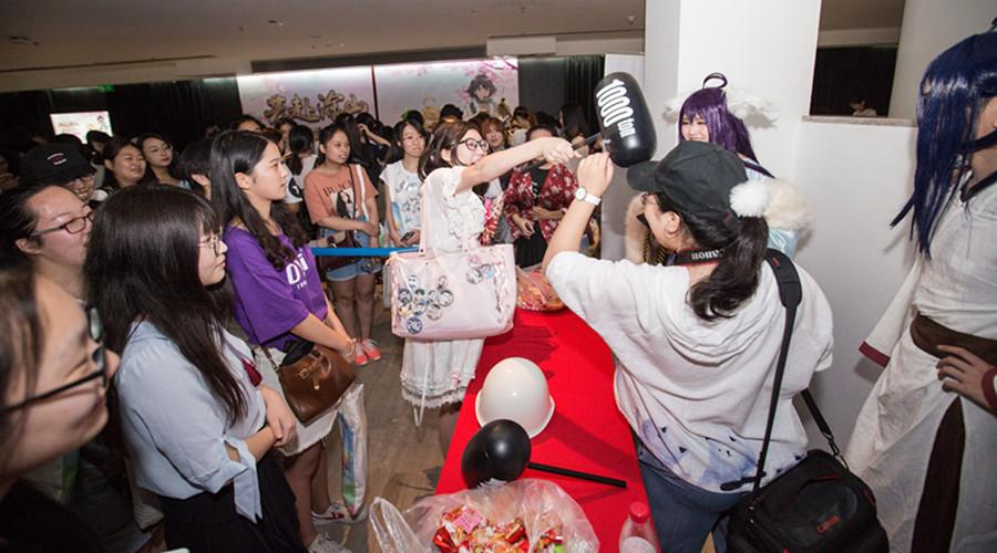 《狐妖小红娘》动画3周年盛典:一场凝聚百万粉丝热情的极致狂欢