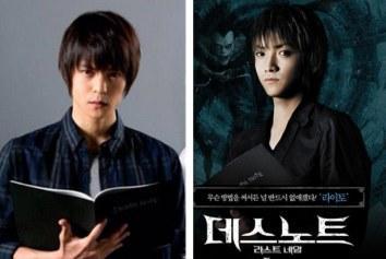 影版夜神月vs剧版夜神月,哪个男人更有迷之魅力?