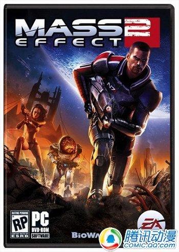 日美合作EA经典[质量效应]动画化