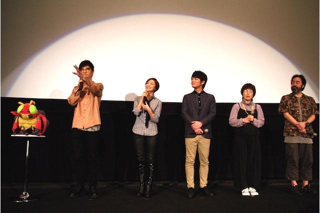 日媒报道《数码宝贝tri.》首映日活动