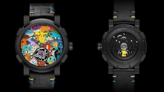 精灵宝可梦周边手表 看到价格后疯了