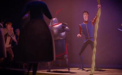 脚踏三条船的渣男! 动画电影《白马王子》预告公开