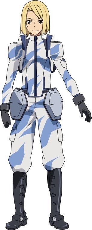 《重装武器》最新动画版人设图更新
