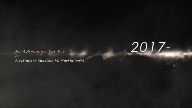 《黑暗之魂》开发商新作2017年推出,支持PSVR