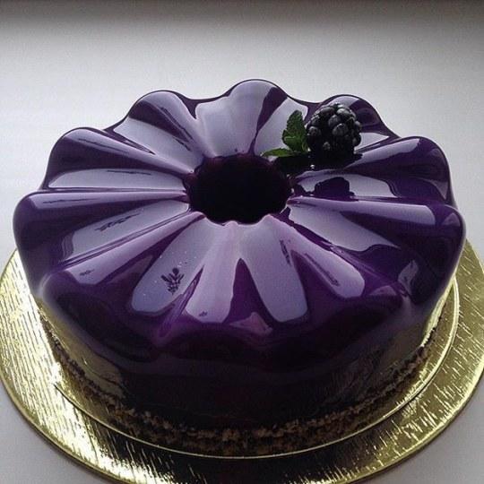 """女糕点师创造""""二次元式""""蛋糕"""