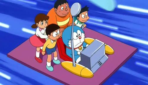 哆啦A梦为什么不会被时光巡逻队抓住?