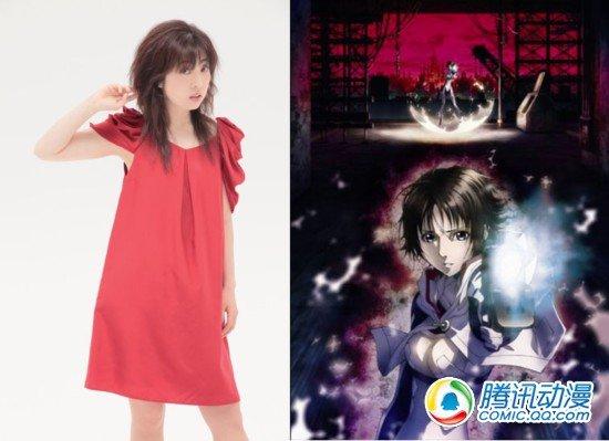 林原惠唱《壳中少女》剧场主题曲