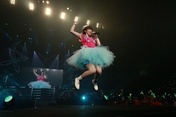 5月见!声优歌手内田彩将举办个人演唱会