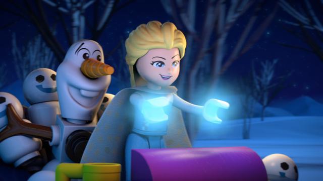 《冰雪奇缘》全新动画短片及图书重磅来袭