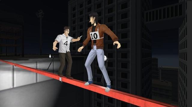 《赌博默示录》VR游戏冬天发售