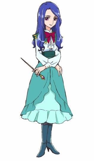 名冢佳织将出演动画《魔法使光之美少女》