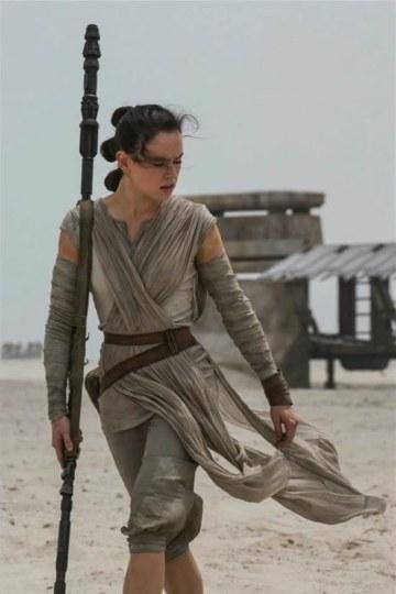 《星战》女星雷德利或将主演《古墓丽影》