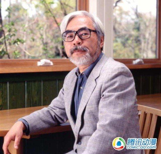 大师宫崎骏当选为日本文化功劳者