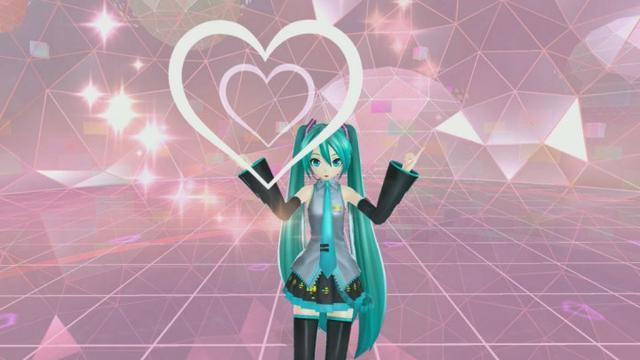 《初音未来VR未来演唱会》第二弹PS商店下载开启