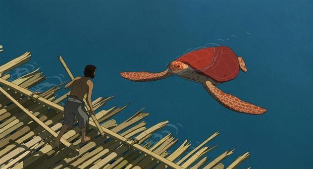 震惊!吉卜力新作《红海龟》全程无对白!