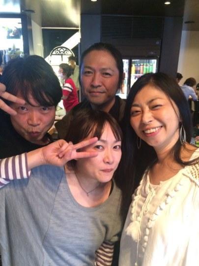 尾田家举办章鱼烧派对活动
