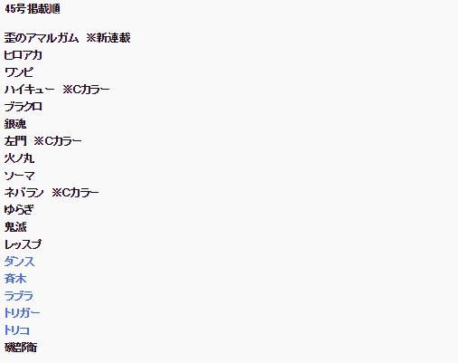 接近腰斩?JUMP新连载恋爱作品人气太差引发担忧