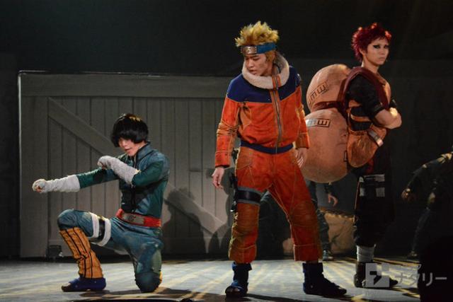 舞台剧《Live Spectacle火影忍者》将今年10月至12月大陆巡演