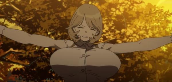 女主奇乳太抢镜!《超自然9人组》TV动画10月播出