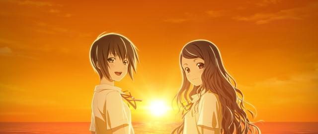 轻改动画《重启咲良田》定档明年春季 与真人电影同步播出