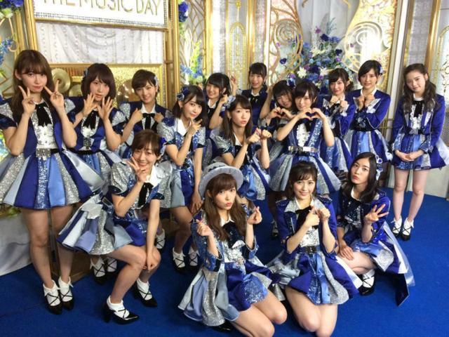 AKB48单曲销量破4000万创造历史