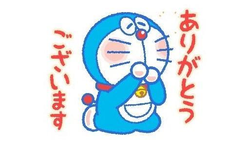 要学地道日语的看过来!《哆啦A梦》敬语表情包来了