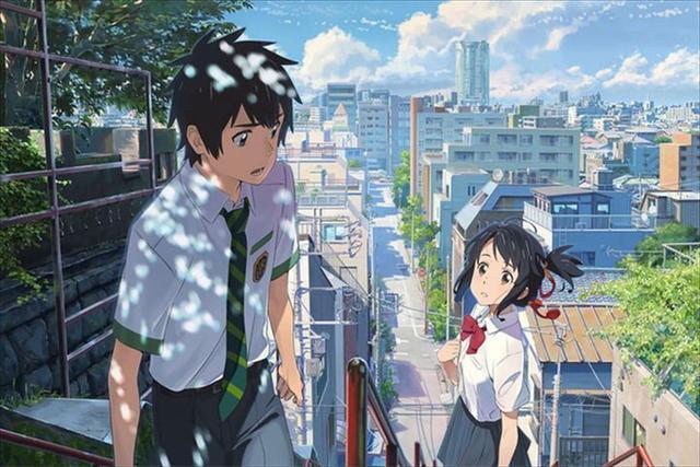 《你的名字。》在日本电视节目调查中获最无聊电影第一名