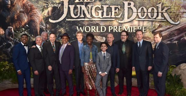 《奇幻森林》全球首映:影片将致敬经典动画