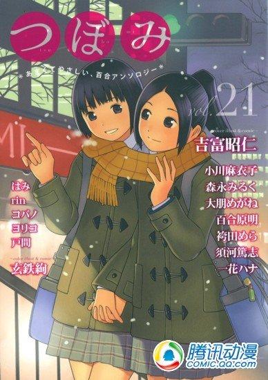 杂志《花蕾》休刊 单行本继续发售