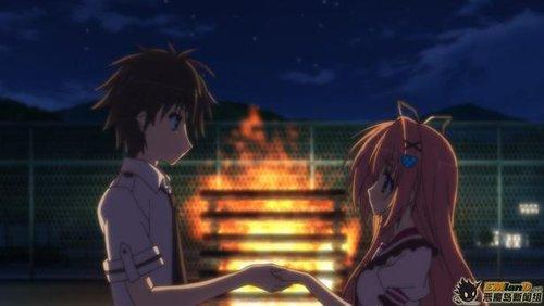 OVA《架向星空之桥》限定图透放出