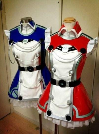 不怕被掰弯?日本妈妈为儿子做女装COS服