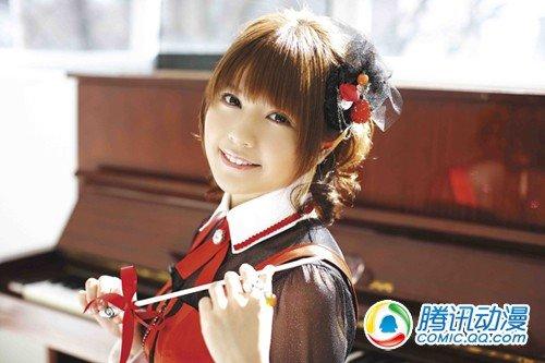 竹达彩奈出道单曲跻身Oricon第七