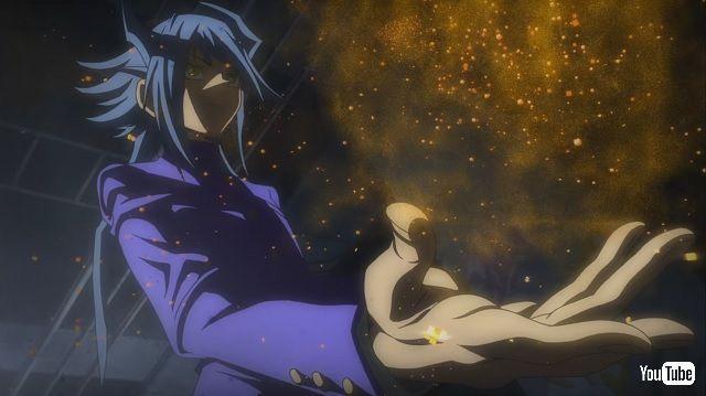 剧场版「游戏王」新预告公开 神秘角色蓝神发声