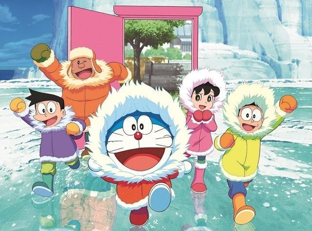 动画电影时代!最新《哆啦A梦》新系列历代票房最高