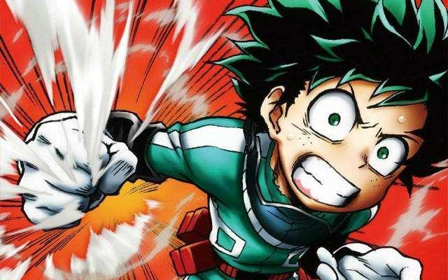 《我的英雄学院》漫画将紧急休刊一周 动画收视持续低迷